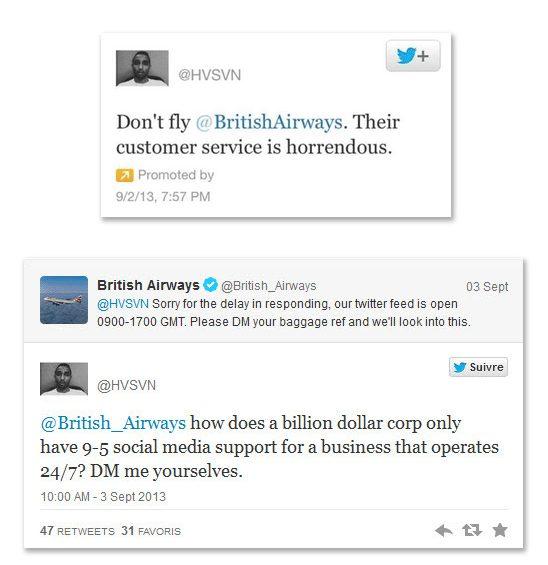 british airways fail
