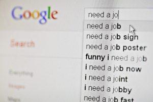 Google, I need a job!