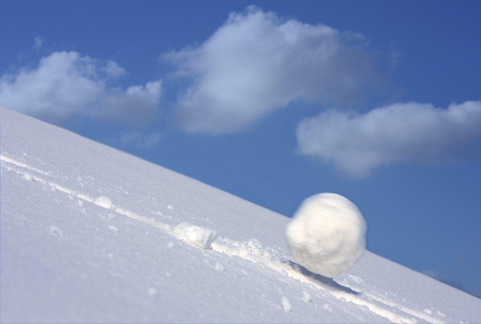 Online Marketing - The Snowball Effect