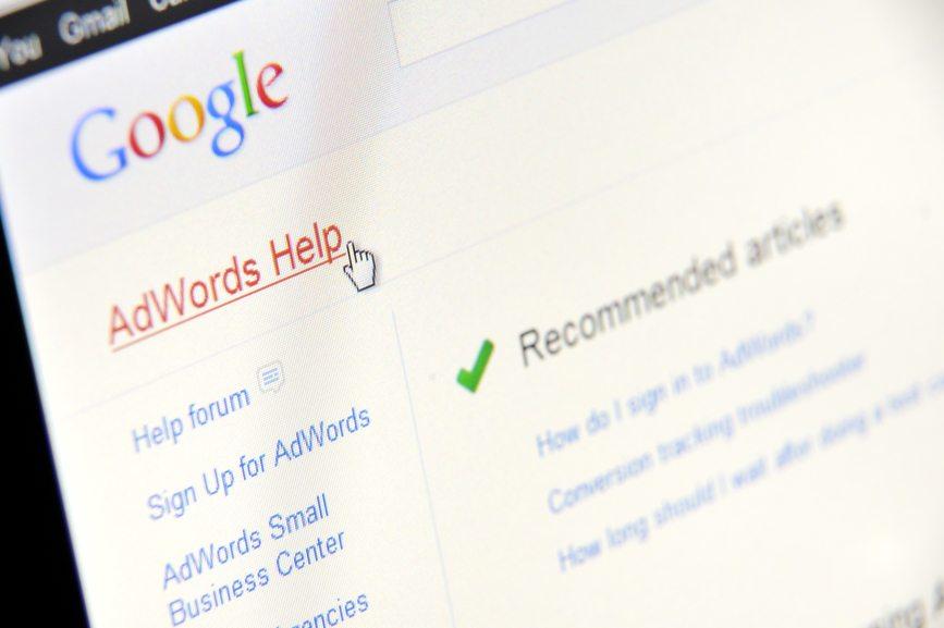 Google AdWords  Help