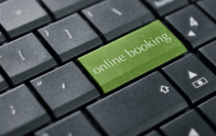 Concept of online booking