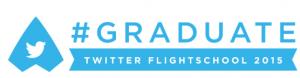 Twitter Flight School Graduate