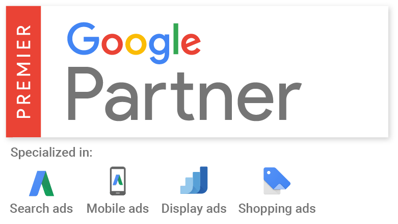 DPOM Awarded Google Premier Partner Status