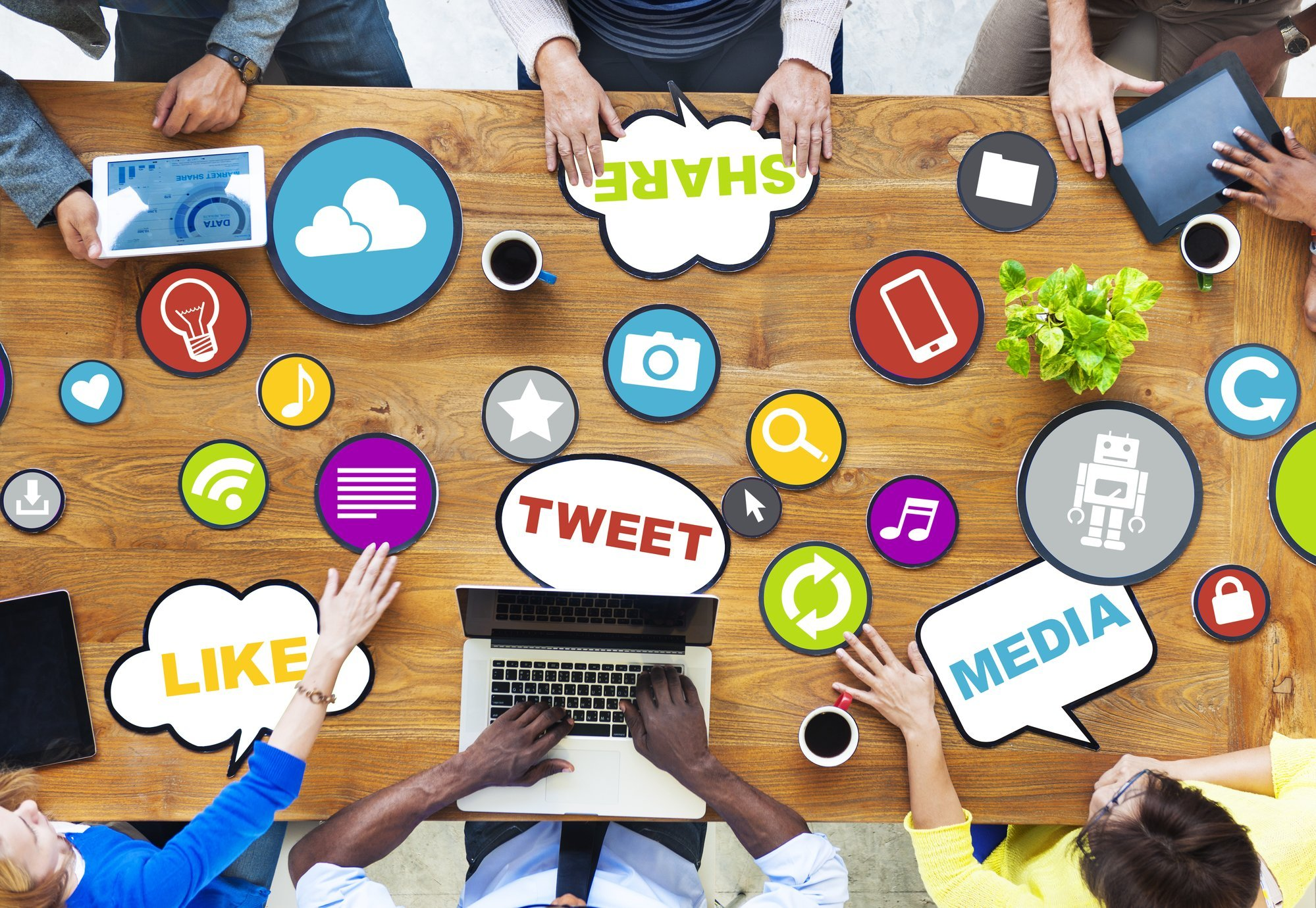 Local or Global; Social Media Is Essential In Business