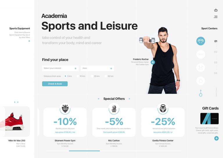 Academia Sport Centre